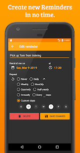 Simple Reminder 2.6.5 Mod APK (Unlock All) 2