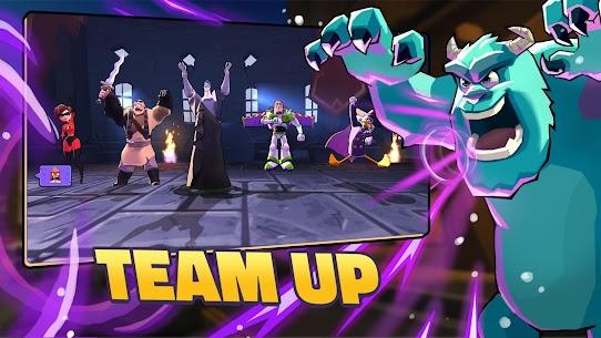 Disney Sorcerer's Arena MOD Apk (Always Win) Download 10