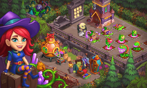 Monster Farm MOD APK 1.76 (Free Shopping) 14