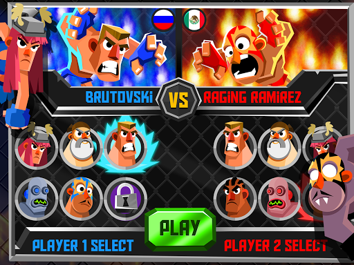 UFB 2: Ultra Fighting Bros - Ultimate Championship 1.1.1 Screenshots 14
