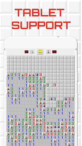 Minesweeper for Android - Free Mines Landmine Game 2.7.6 screenshots 6