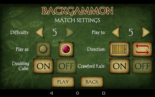 Backgammon Free 2.343 Screenshots 18
