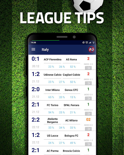 Football Predictions : Free Betting Tips All Today 3.1 Screenshots 4