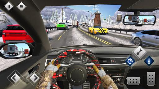 Highway Driving Car Racing Game : Car Games 2020 apktram screenshots 2