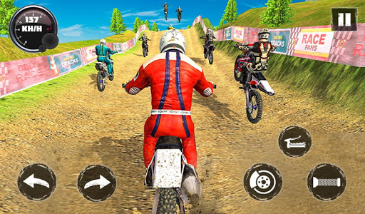 Dirt Track Racing 2020: Biker Race Championship  screenshots 15