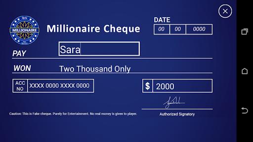 Millionaire 2020 - Free Trivia Quiz Game 1.0.2 Screenshots 5