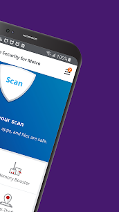 McAfee® Security for Metro® Apk 5