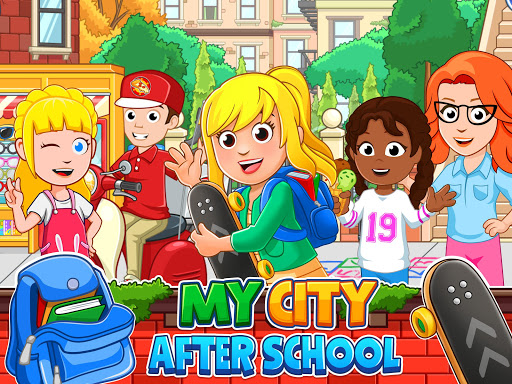 My City : After School  screenshots 11
