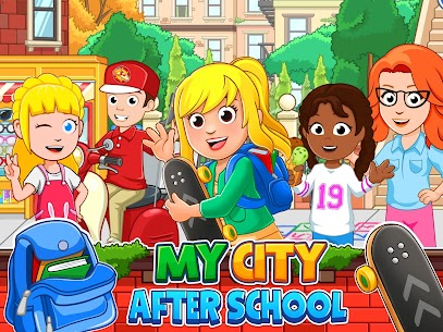 My City: After School APK 2.5.1 (Full/Paid) Download 6