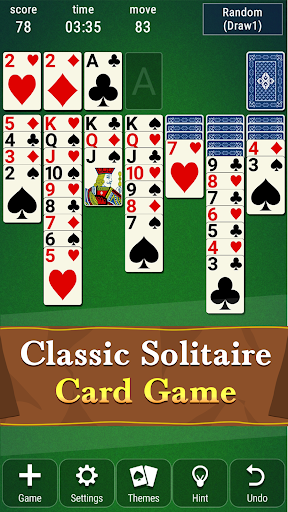 Classic Solitaire modiapk screenshots 1