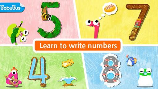Baby Panda's Numbers APK MOD Download 1