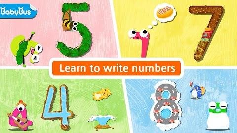 Baby Panda's Numbersのおすすめ画像1