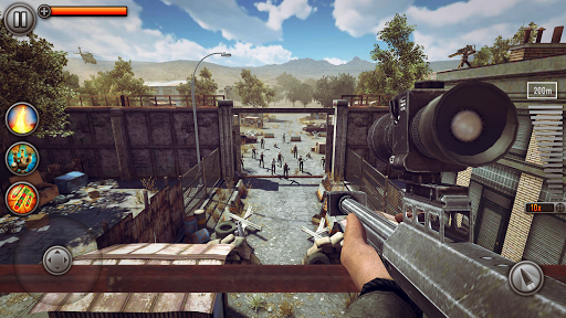 Last Hope Sniper - Zombie War: Shooting Games FPS  screenshots 7