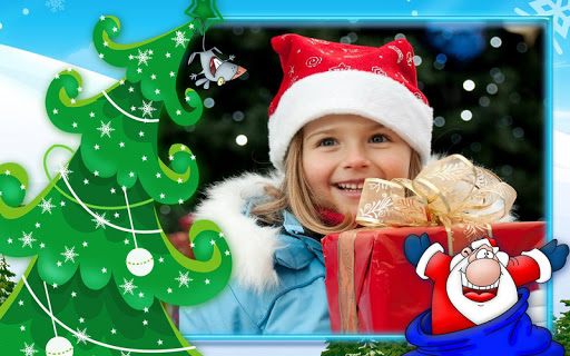 Christmas Photo Frames For PC Windows (7, 8, 10, 10X) & Mac Computer Image Number- 7