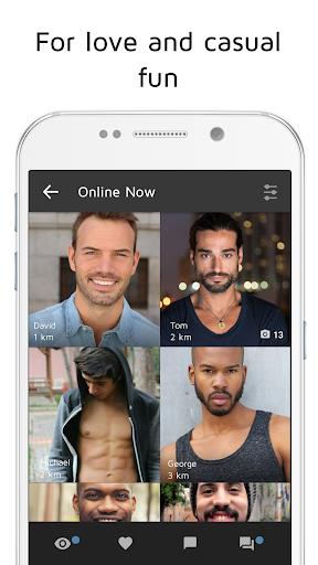 DISCO ud83cudff3ufe0fu200dud83cudf08 Gay Dating & Gay Chat for Homosexuals 7.11.0 Screenshots 2