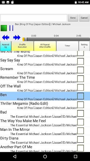 Shuffle Useful Music Player screenshots apkspray 8