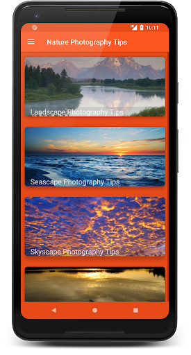 photo tips pro - learn photography screenshot 2
