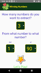 My Winning Numbers  screenshots 1