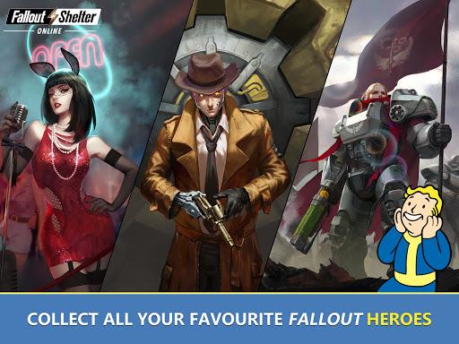 Fallout Shelter Online  screenshots 12
