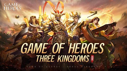 Game of Heroes:Three Kingdoms screenshots 1
