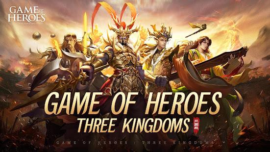 Game of Heroesuff1aThree Kingdoms 2.5.1 Screenshots 1