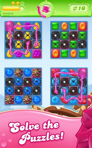 Candy Crush Jelly Saga screenshots 17