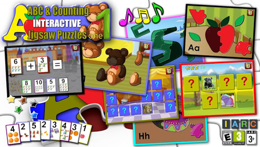 Kids ABC and Counting Puzzles Latest screenshots 1