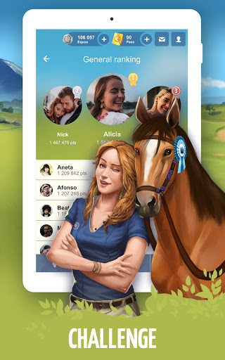 Howrse - free horse breeding farm game 4.1.6 screenshots 14