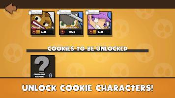Cookies vs. Claus: Arena Games