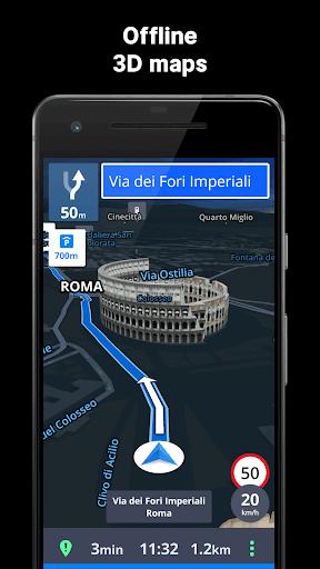 Sygic GPS Navigation & Offline Maps 18.8.2 Screenshots 4