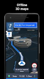 Sygic GPS Navigation & Offline Maps (MOD, Premium) v20.5.1 4