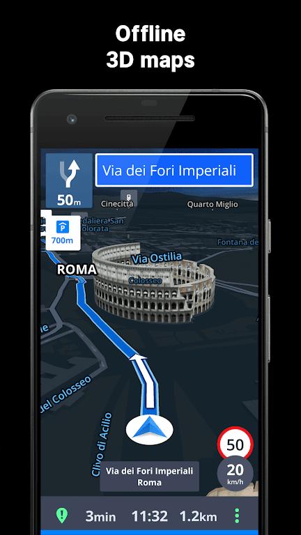Sygic GPS Navigation & Offline Maps poster 3