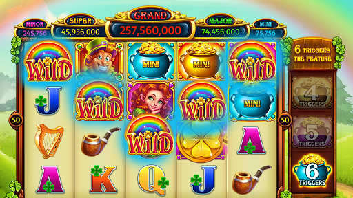 Vegas Downtown Slots™ - Slot Machines & Word Games 4.39 screenshots 1