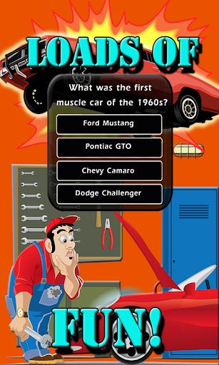 Muscle Cars Quiz American Classic Auto Trivia  screenshots 7