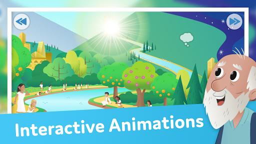 Bible App for Kids: Audio & Interactive Stories  Screenshots 2