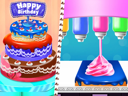 Cake Maker And Decorate - Cooking Maker Games apkdebit screenshots 4