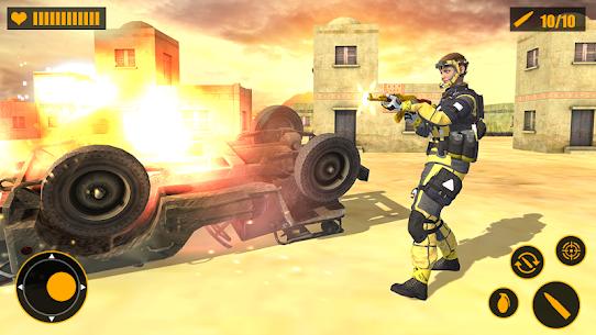 Free Battlegrounds Fire : Modern Battleground Hack & Cheats Online 3
