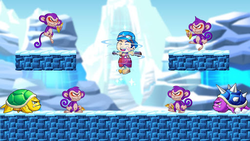 Super Machino go: world adventure game  screenshots 5