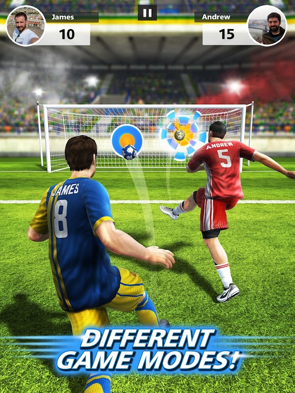 Football Strike - Multiplayer Soccer  poster 8