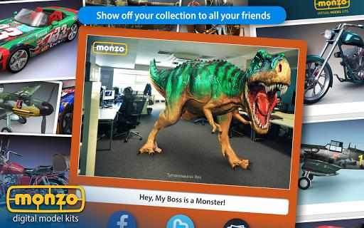 MONZO - Digital Model Builder 0.5.0 Screenshots 17