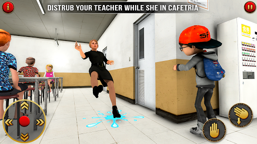 Scary Teacher 2021 - Adventure School Game screenshots 2