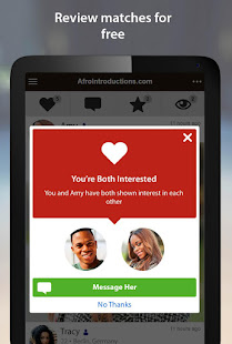 AfroIntroductions - African Dating App 4.2.2.3426 Screenshots 11