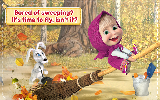 Masha and the Bear: House Cleaning Games for Girls 2.0.0 screenshots 24