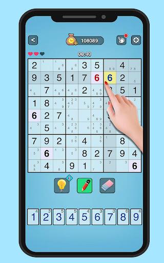 Sudoku apktreat screenshots 1