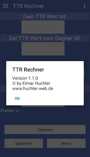 ttr rechner screenshot 3