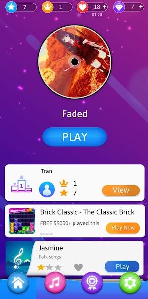 Magic Piano Tiles 3 - Piano Game