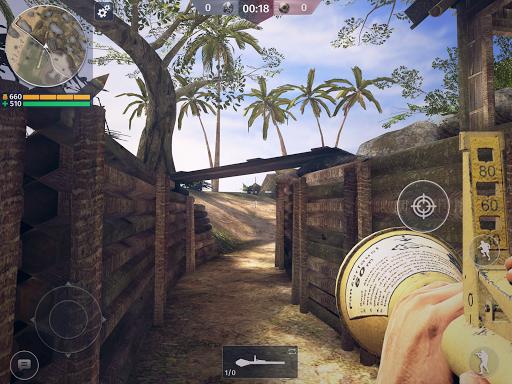 World War 2 - Battle Combat (FPS Games) modavailable screenshots 16