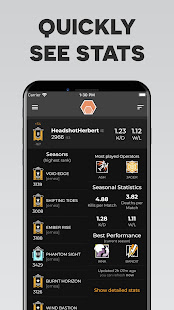 R6 Squad: Track your Squad for Rainbow Six Siege