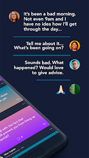 TalkLife for Anxiety, Depression & Stress Screenshot