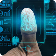 Fingerprint fortune telling. Prediction of the day